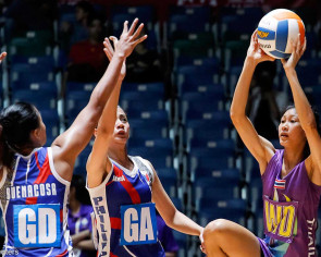 Netball spark lit in the Philippines