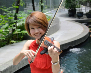 Youngest SEA Games athlete ever returns to perform as violinist