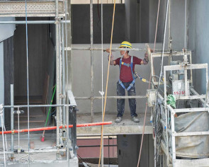 Lower foreign-worker levy to promote safety training