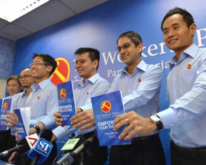 Workers' Party's core of next-gen leaders takes shape