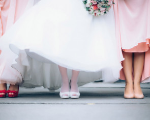 Professional bridesmaids for hire in China due to increasingly hazardous job scope