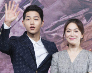 Korean actor Song Joong-ki seen in Bali with actress Song Hye-kyo but deny dating rumours