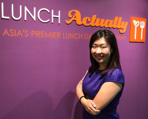 Before I Was Boss: Matchmaking is her calling, says Lunch Actually founder