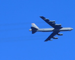 Russian fighter intercepts US bomber over Baltic Sea