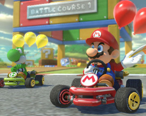 Mario Kart is coming to VR so you can actually chuck shells at your friends