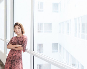 Tech entrepreneur Wendy Chen is a woman with a game plan