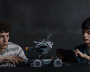 Learn to code while building this overpowered remote-controlled robot, complete with cannon