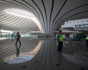 New Beijing airport to embrace smart technologies