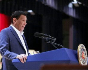 Duterte says UN climate change deal ''favourable'' only to rich nations
