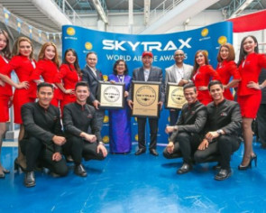 AirAsia wins world's best low-cost airline award for 11th year