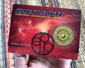 Thai agency calls for proper disposal of 'energy cards' found to be radioactive