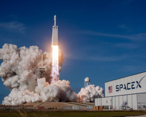 SpaceX's next Falcon Heavy flight will launch the ashes of over 100 people into space