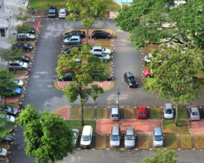 Stiffer fines for parking offences, such as tailgating at carparks, from July 1