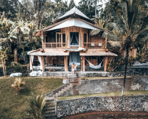 Glamping in Bali: Barefoot eco luxury living in Ubud and beyond