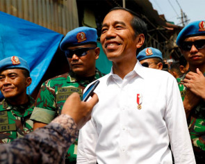 Indonesia president calls for unity after court upholds his election win