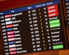 Drones, bad weather cause flight delays and diversions at Changi Airport on Monday