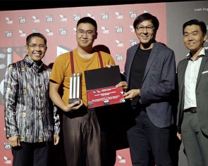 Singaporean stories in Hollywood? Why not, says young award-winning filmmaker