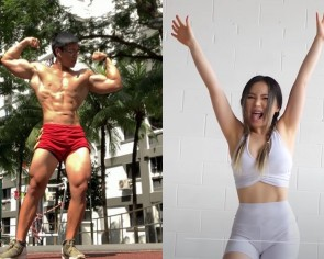 'A pretty face in yoga pants': Singaporean personal trainer calls out fitness YouTuber Chloe Ting