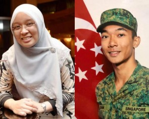 MP Intan Mokhtar congratulates son for graduating OCS even after sustaining 3-storey fall years ago