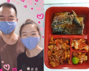 Hit hard by CB, Korean NTU student revitalises father's hawker business