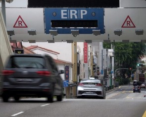 No ERP charges at all gantries until at least June 28: LTA