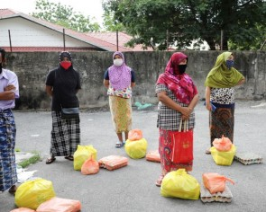 Suspected Covid-19 positive Rohingya refugee escapes Ipoh quarantine centre