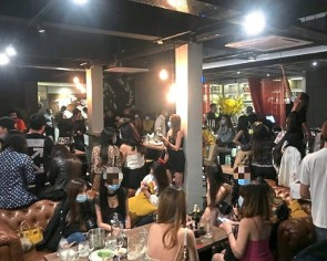 Party ends for 98 caught at nightspot in Petaling Jaya