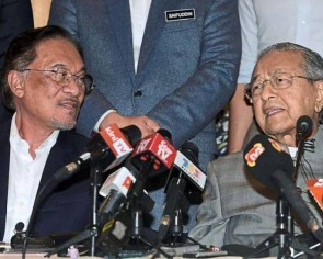 Report: 'Pakatan Plus' at impasse over Malaysia's PM candidate
