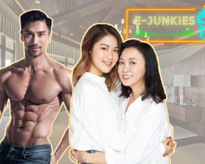 E-Junkies Episode 5: Hunkle Chuando Tan says he took off whatever clothes he could