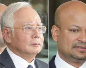 Najib to seek release from tampering audit report charge