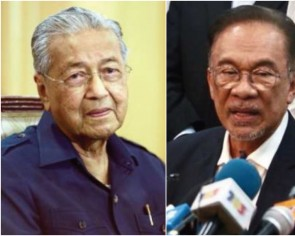 PKR MPs say it again: Yes to Anwar as PM, no to Dr Mahathir