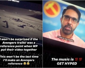 PR professional analyses WP's GE2020 campaign video using Avengers references