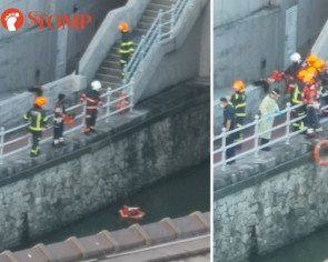 SCDF rescues woman who fell into Singapore River after allegedly consuming too much alcohol