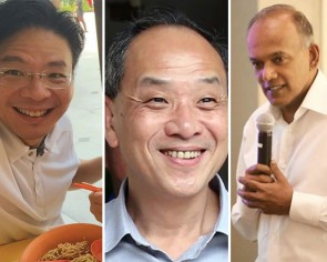 You tick my box: How Singapore politicians found love