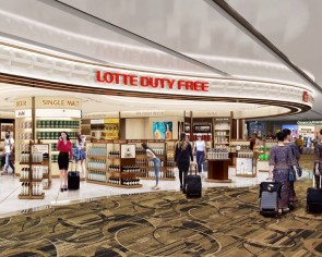 Lotte takes over duty-free liquor and tobacco stores at Changi Airport, offering 7 per cent discount on selected items from June 12