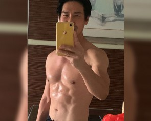 Hunkle alert: 59-year-old Edmund Chen flaunts his post-CB abs and puts us all to shame