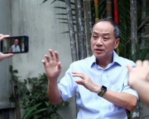 'I felt my work was done': Former WP chief Low Thia Khiang who will not stand in GE2020