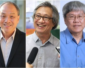 Workers' Party's Low Thia Khiang, Chen Show Mao and Png Eng Huat step down, will not contest in GE2020