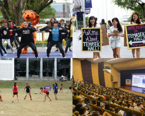 NUS UTown open house attracts over 21,000 visitors