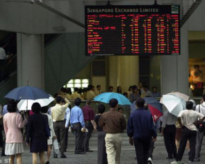 STI dips amid weak US data, fall in S'pore non-oil exports