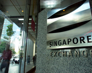 S'pore bourse rises on Fed's mellow message