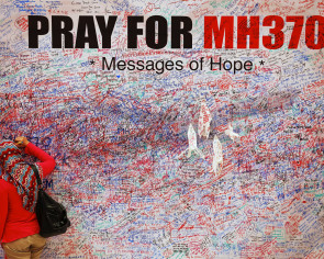 MH370: Family support groups split over what to do next