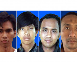 The 'ISIS four' Singapore stopped and sent back