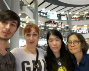 'Missing' woman back in S'pore with Romanian boyfriend and mother