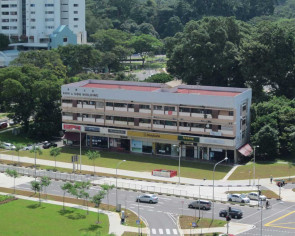 4-storey building near Beauty World Centre up for sale