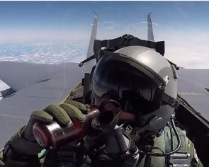RSAF video gives rare insight into how fighter pilots tackle a 10-hour flight