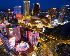 Casino hub Macau shows all its cards, from egg tarts to fireworks, to draw tourists