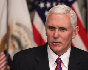 Vice-President Mike Pence used private e-mail while serving as Indiana governor, account was hacked