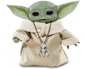 Baby Yoda animatronic toy to be sold exclusively on Amazon.sg