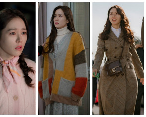 Work outfit ideas you can steal from Korean drama Crash Landing On You